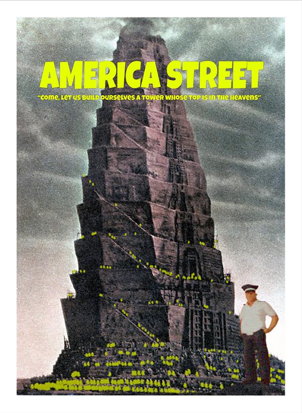 AMERICA STREET internet