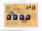 James Cauty CNPD First Day Covers Che Guevara