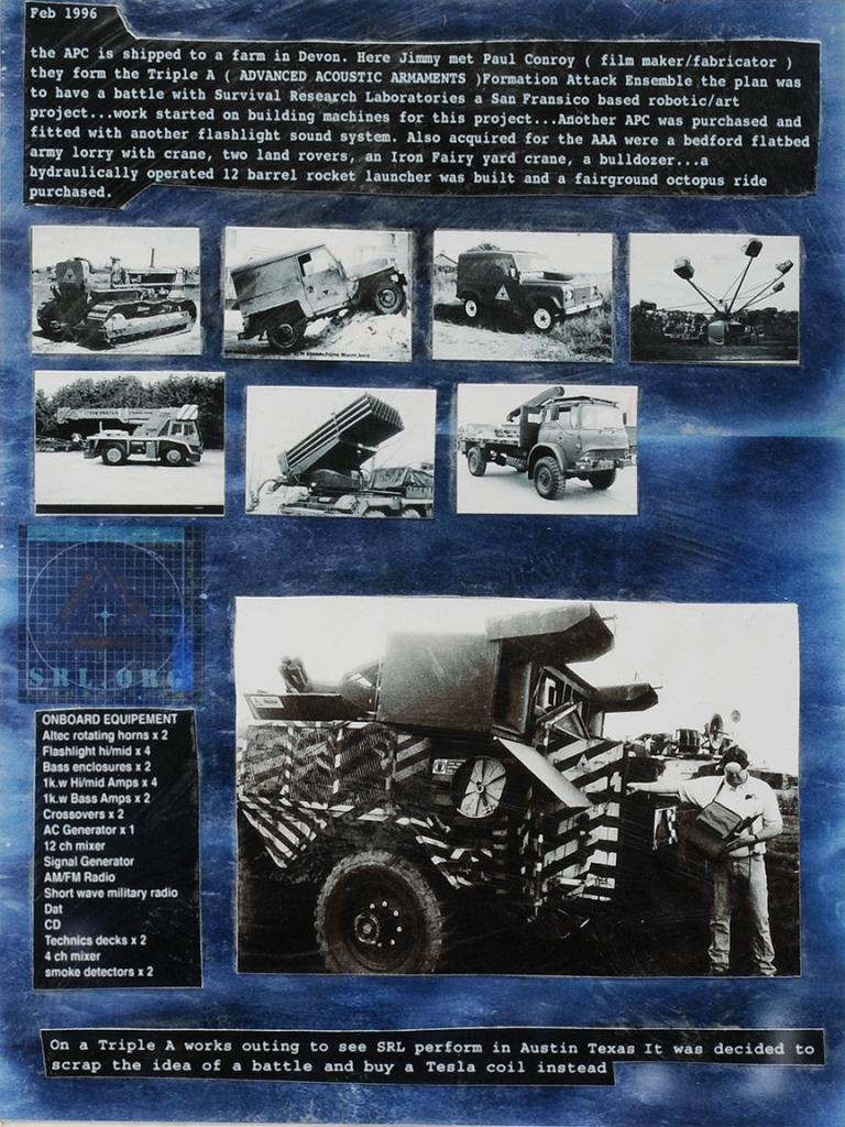 James Cauty Advanced Acoustic Armaments DSC_3537w