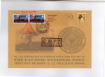 James Cauty CNPD First Day Covers