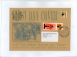 James Cauty CNPD First Day Covers world cup