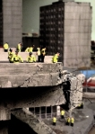James Cauty Aftermath Dislocation Principle miniature riot