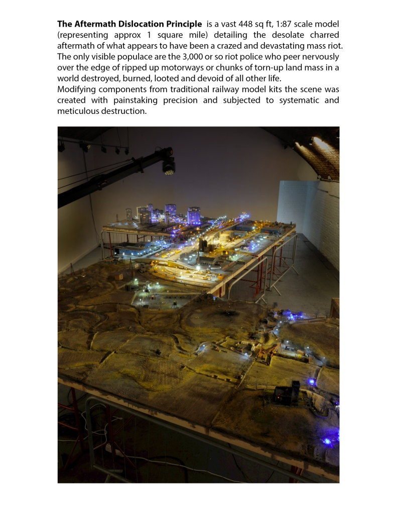 James Cauty Aftermath Dislocation Principle miniature riot page 2