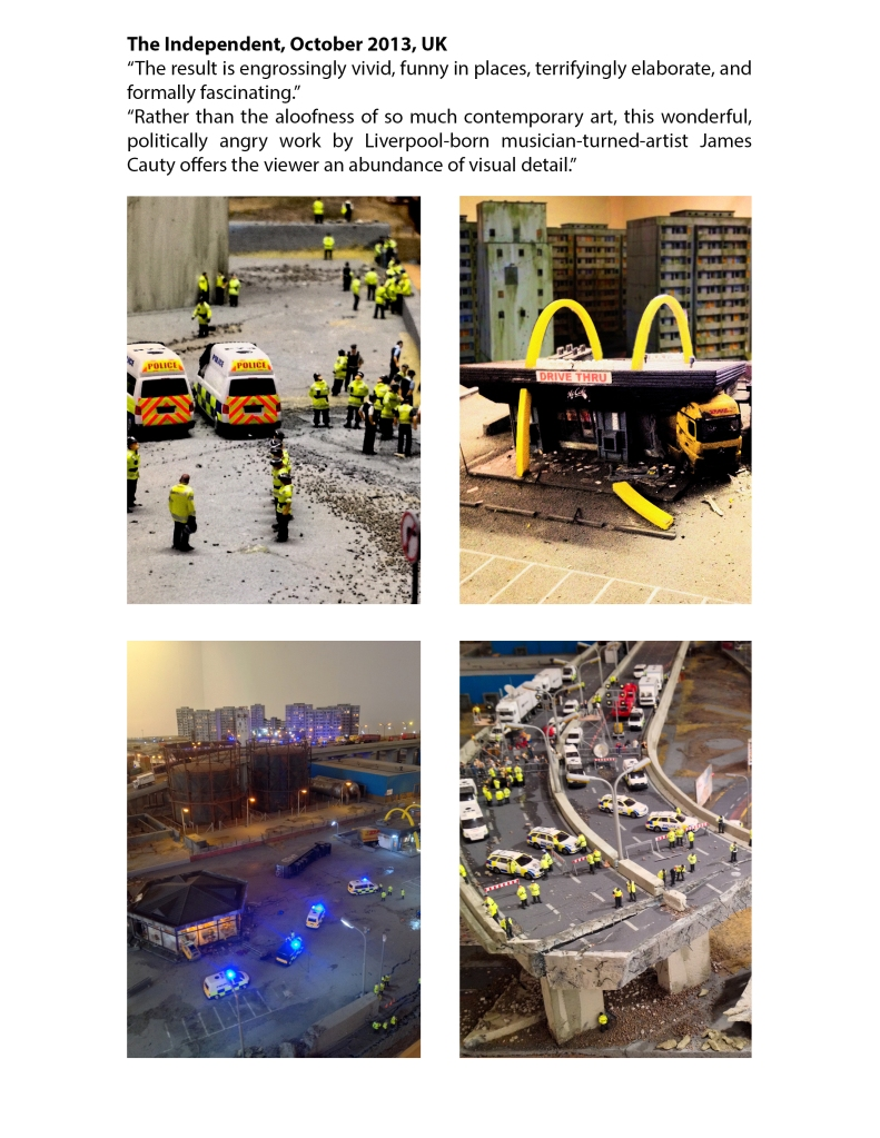 James Cauty Aftermath Dislocation Principle miniature riot page 4