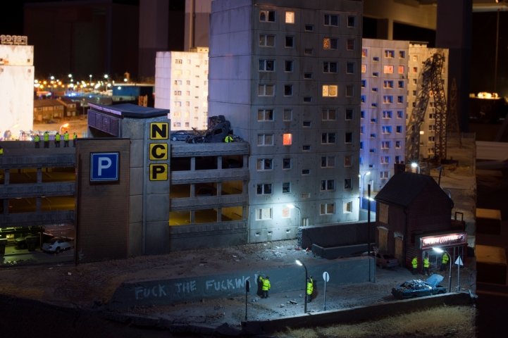 NCP Car Park credits Thomas Mayer